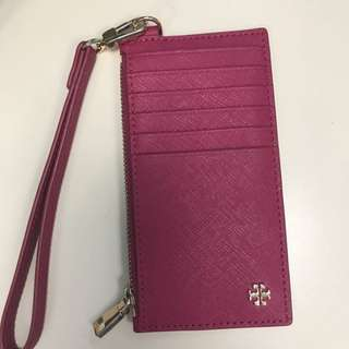 Tory burch card holder