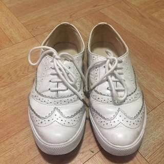 Authentic Kate Spade Leather Sneakers