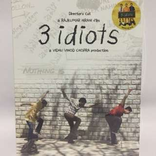Bluray Original 3 Idiots Directors Cut NOVA Media