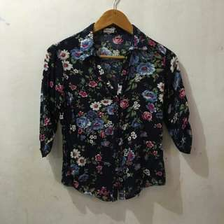 Pazzo Floral Blouse