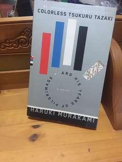Colorless Tsukuru Tazaki - Haruki Murakami