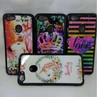 Oppo A73 / A75 Fashion Design TPU Case