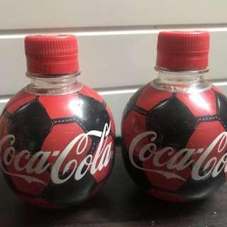 可口可樂 足球 2010 南非世界杯限量版 Coca Cola South Africa fifa World Cup 絕版 fans 必備