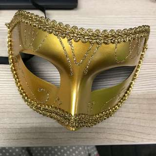 Party mask- Good quality hard material party mask.