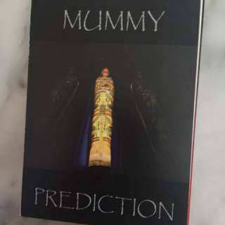 Magic - The Mummy
