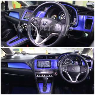 Honda Interior wrapping