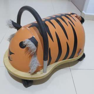 FS: TIGER WHEELY BUG (REDUCED)