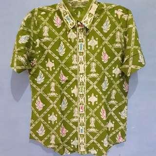 Preloved Batik Pria
