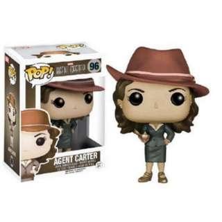Funko Pop Agent Carter Sepia Tone