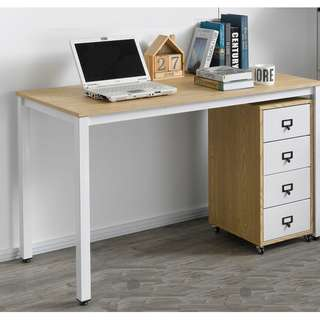 Office Table and Drawer