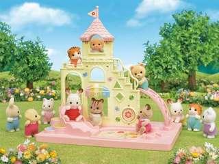 Sylvanian Families Castle Playground