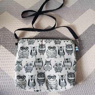 NEW! Tas Slempang Owl