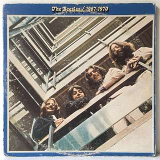 The Beatles ‎– 1967-1970 (1973 USA Original - Vinyl is Excellent)