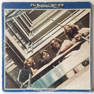 The Beatles – 1967-1970 (1973 USA Original - Vinyl is Excellent)