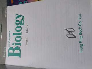 Basic Principles in Biology by Y.K. To   恐龍書