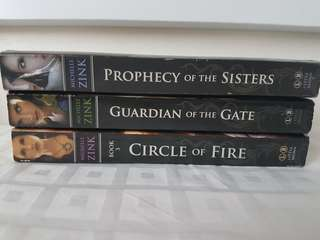 Prophecy of the Sisters Trilogy