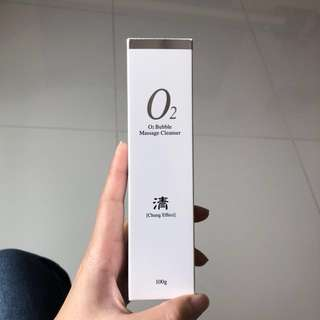 The Odbo O2 Bubble Massage Cleanser Korea