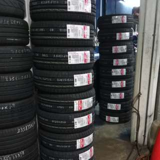 Cheapest New Car Tyres Kumho/ Dunlop