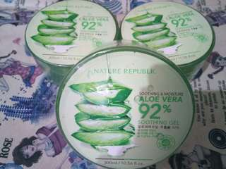 Nature Republic Aloe Vera Gel Moisturizer 300ml