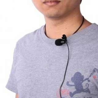 3.5mm Microphone with Clip for Smartphone/Laptop/PC Bonus Splitter U