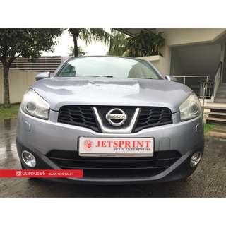 Nissan Qashqai 2.0A Premium