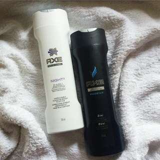 Axe White Label Night 2n1 Shampoo & Conditioner / Axe Phoenix 2n1 Shampoo & Conditioner