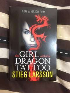 Book: The Girl with the Dragon Tattoo