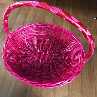 Brand new hamper fruit basket also can be pet cat dog bed