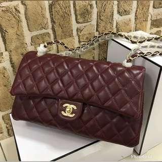 Chanel Classic Lambskin