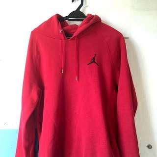 Nike Jordan Hoodie HOT RED