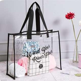 [PO] Transparent  Tote Bag