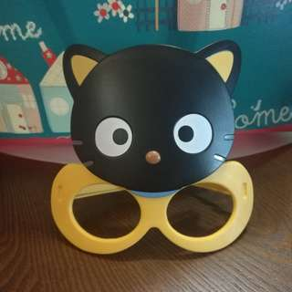 HK Mcdonald's Chococat Mask