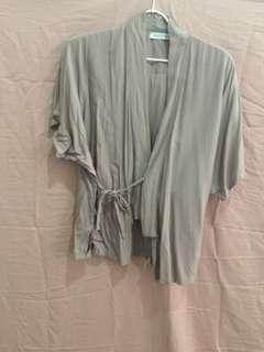 Outer kimono pendek