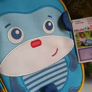 Munchkin Toddler Lunch Bag - Little Monkey
