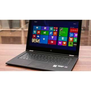 lenovo ideapad yoga pro 2 i5 laptop demo sets