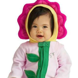 Flower Costume for Baby