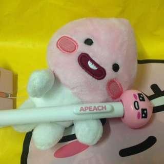 Kakao friends 磁石公仔 (Apeach)