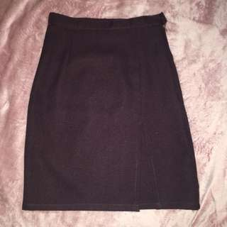 Pencil cut skirt/ Office skirt