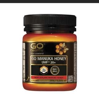 Manuka Honey UMF 20