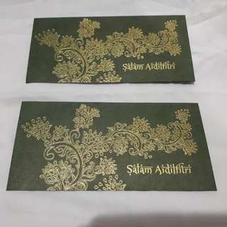 Angpow Packet Sampul Duit Raya BNP Paribas