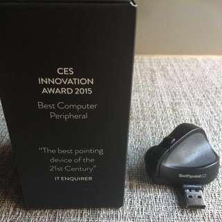swiftpoint gt握筆式迷你無線滑鼠