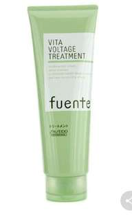 SHISHEDO Fuente Vita Voltage Treatment Conditioner 240g