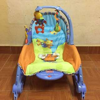 Fisher-Price Baby Toddler Rocker