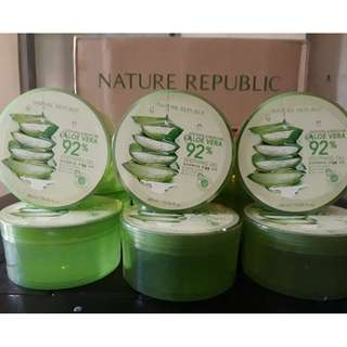 [AUTHENTIC] NATURE REPUBLIC ALOE VERA SOOTHING GEL