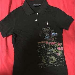 全新 女 真品正品專櫃Ralph Lauren Polo衫
