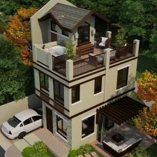 Tagaytay Fontaine Villas