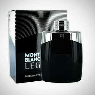 Parfume Mont Blanc Legend Black