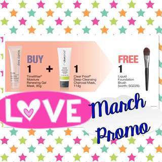 Mask Bundle (Mar Promo)