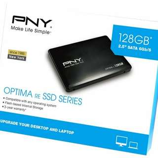 Special promo!! PNY SSD Optima RE - 128GB