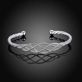 Bracelet / Bangle (Silver Plated)